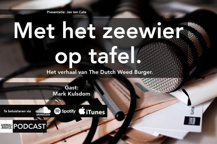 Met het zeewier op tafel - podcast