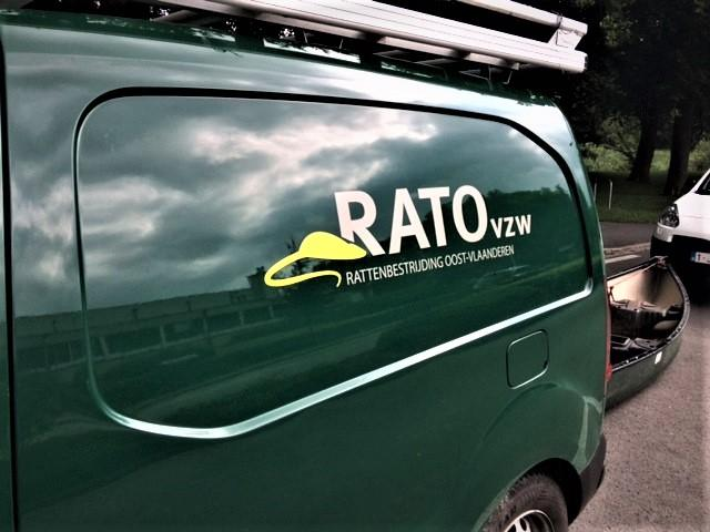 Rato krijgt opdrachten van de provinciale dienst Landbouw en Platteland.