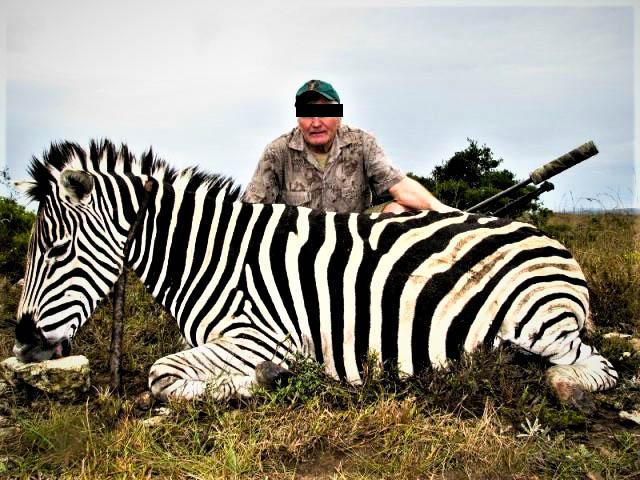 Belgische jagers die in 2014 een jachtreis hebben geboekt via Umlilo Safaris.
